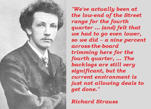 Richard Strauss's quote #1