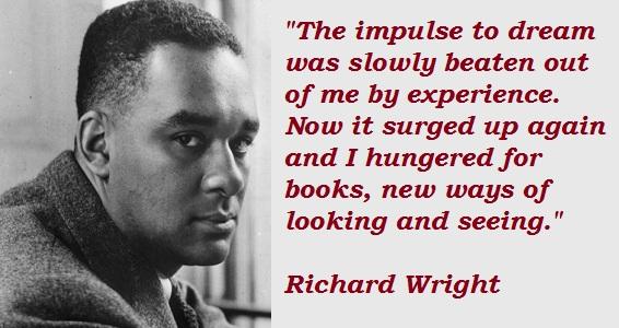 Richard Wright's quote #1