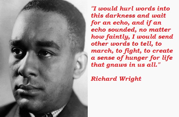 Richard Wright's quote #2
