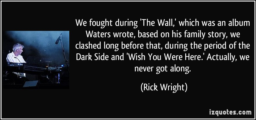 Rick Wright's quote #3