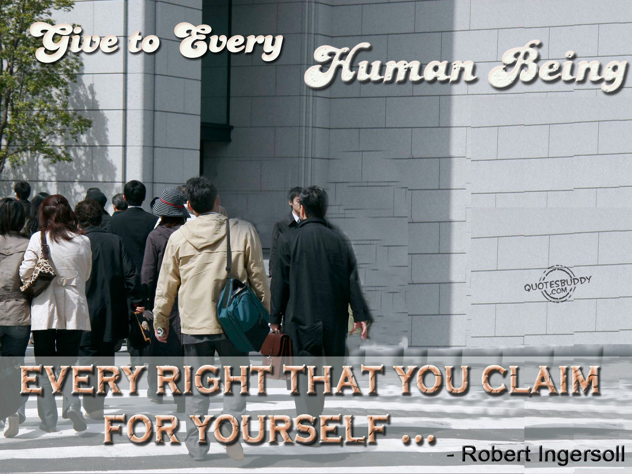 Rights quote #5