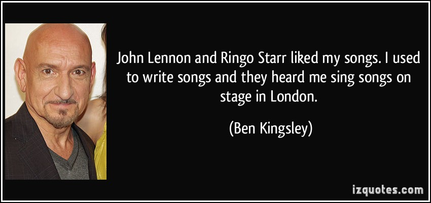 Ringo Starr's quote #4