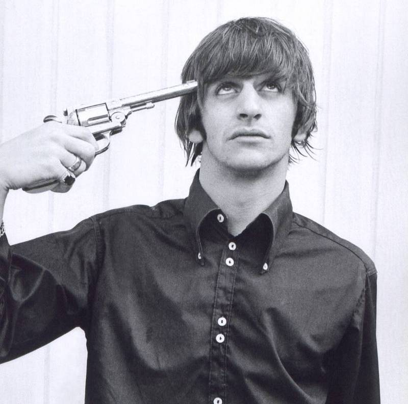 Ringo Starr's quote #8