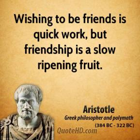 Ripening quote #2