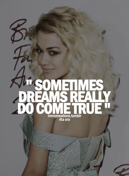Rita Ora's quote #7
