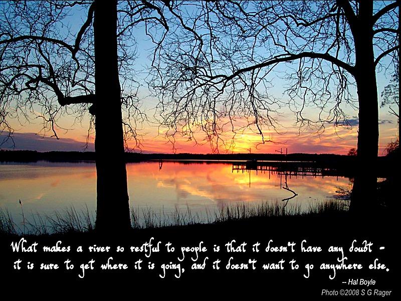 River quote #1