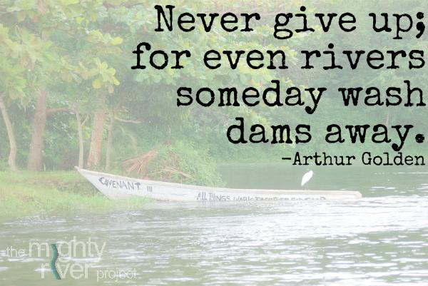 River quote #6