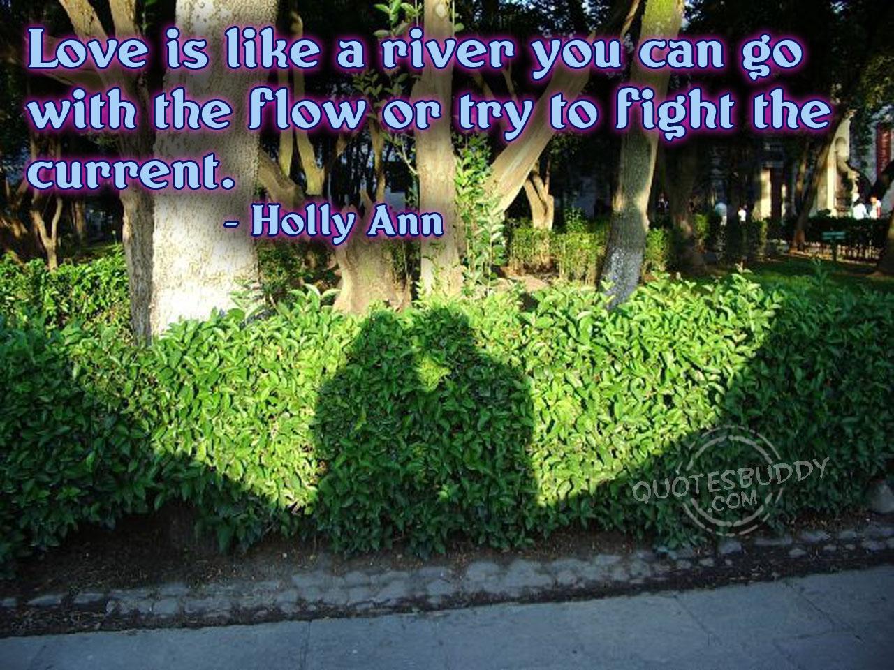 River quote #5