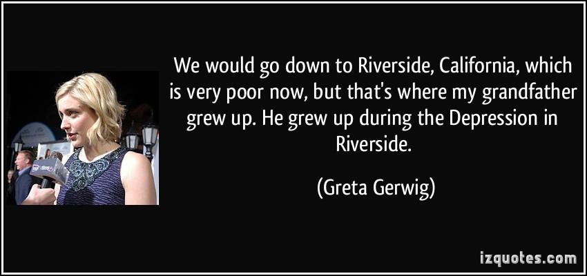 Riverside quote #2