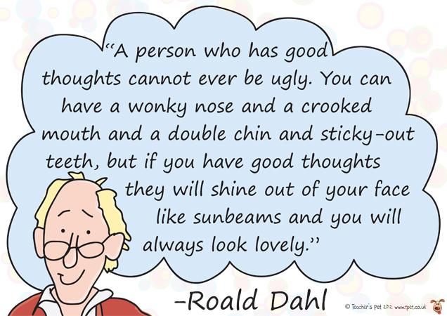 Roald Dahl's quote #3