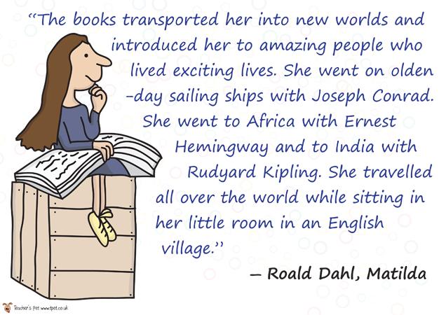 Roald Dahl's quote #7