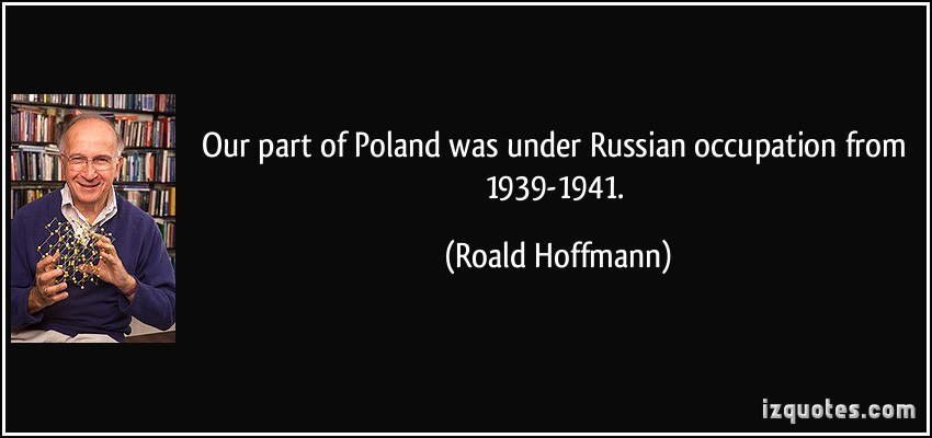 Roald Hoffmann's quote #2