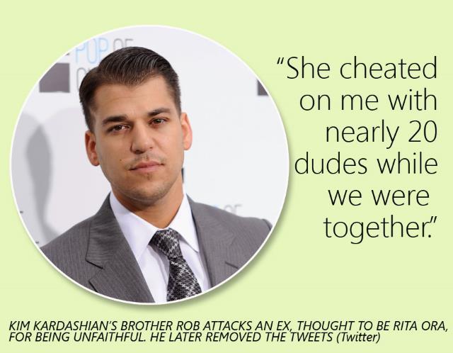Rob Kardashian's quote #4