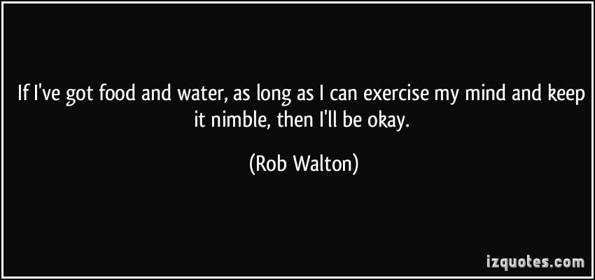 Rob Walton's quote #2