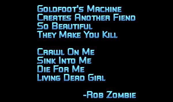 Rob Zombie's quote #6
