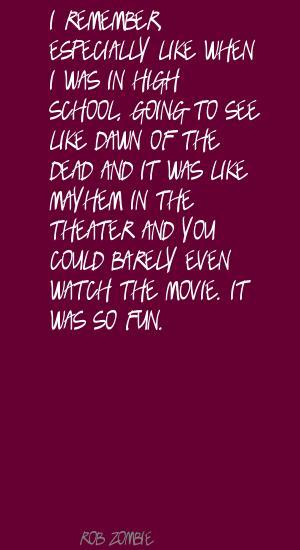 Rob Zombie's quote #5
