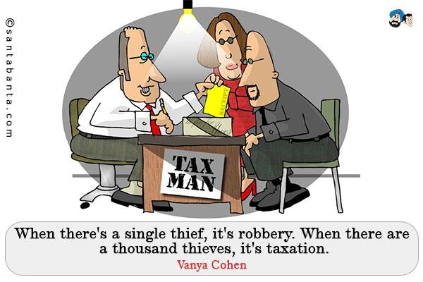 Robbery quote #1