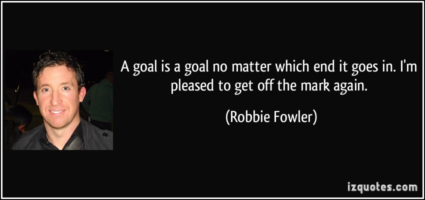 Robbie Fowler's quote #2