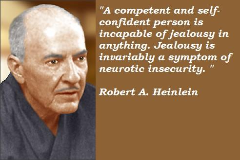 Robert A. Heinlein's quote #1