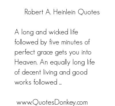 Robert A. Heinlein's quote #6