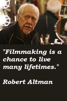 Robert Altman's quote #2