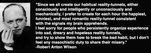 Robert Anton Wilson's quote #1
