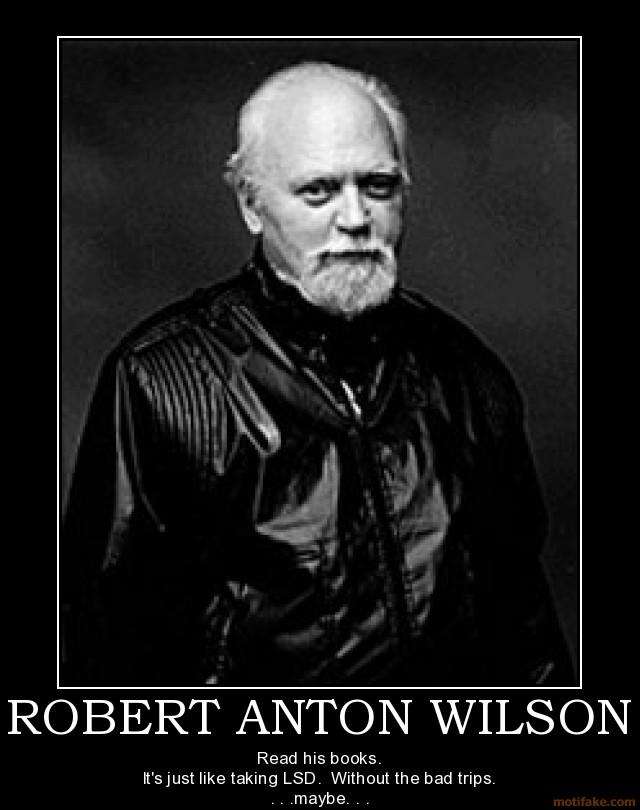 Robert Anton Wilson's quote #2