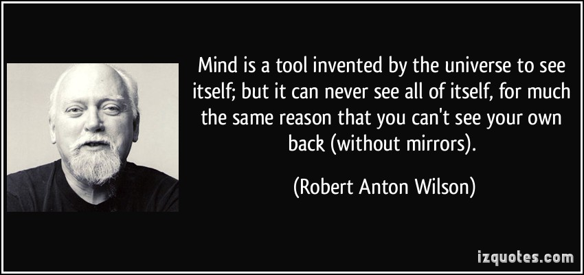 Robert Anton Wilson's quote #5