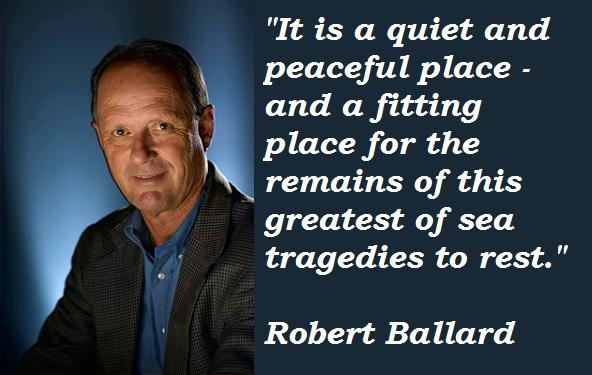 Robert Ballard's quote #3