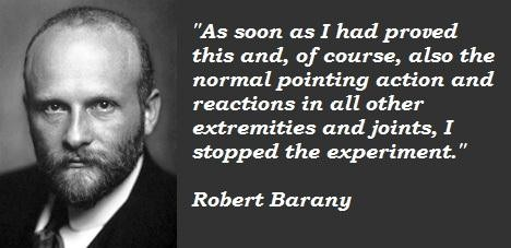 Robert Barany's quote #2