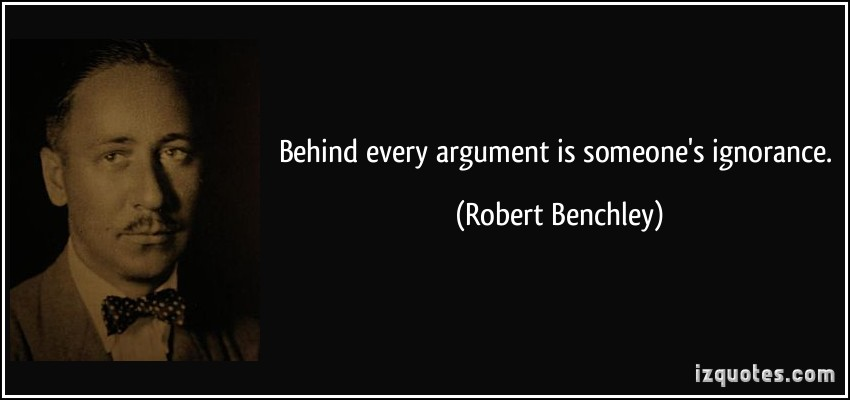 Robert Benchley's quote #1