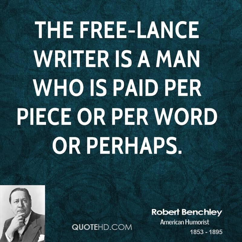 Robert Benchley's quote #6
