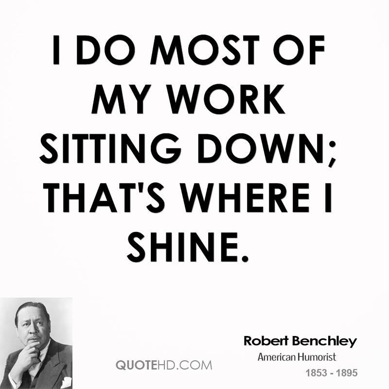 Robert Benchley's quote #7