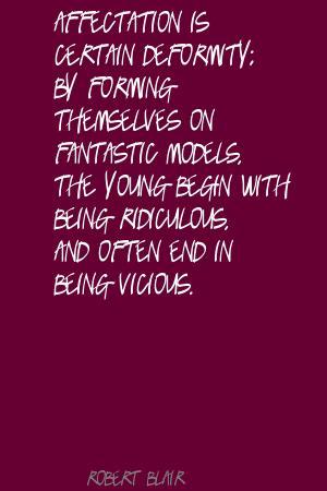 Robert Blair's quote #2