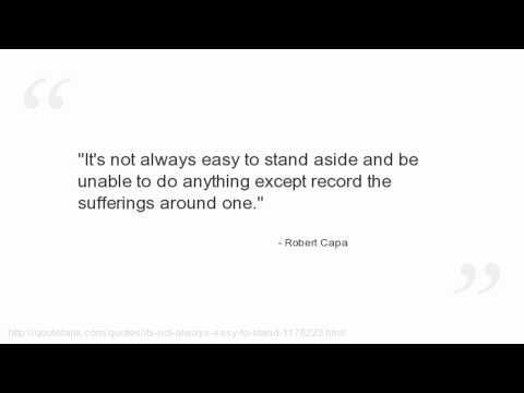 Robert Capa's quote #5