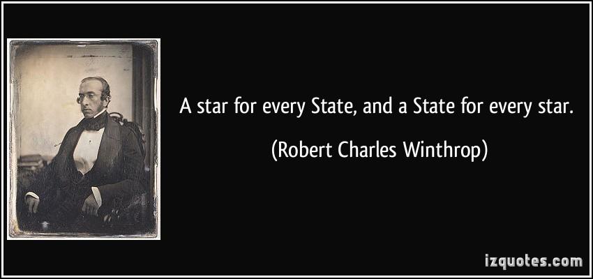 Robert Charles Winthrop's quote