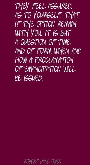 Robert Dale Owen's quote #7