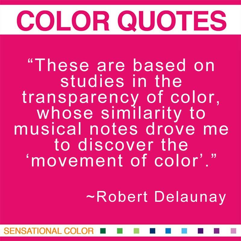 Robert Delaunay's quote #5