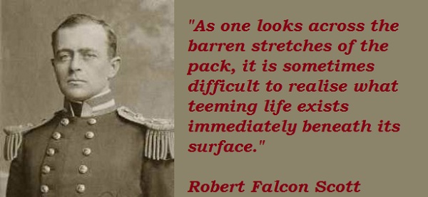 Robert Falcon Scott's quote #2