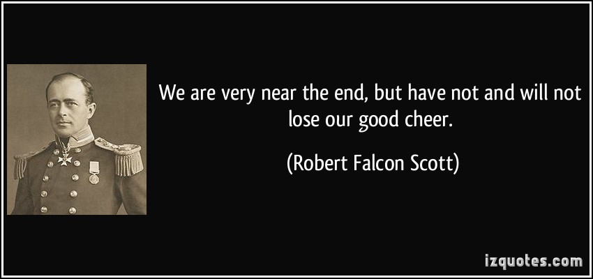 Robert Falcon Scott's quote #3