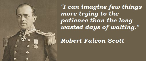 Robert Falcon Scott's quote #4