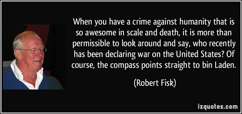 Robert Fisk's quote #7