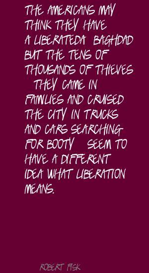 Robert Fisk's quote #1