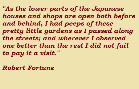 Robert Fortune's quote #6