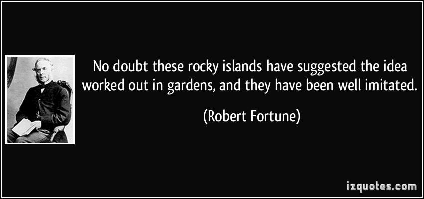 Robert Fortune's quote #3