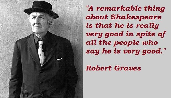 Robert Graves's quote #8