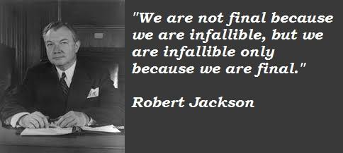 Robert Jackson's quote #5