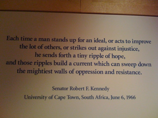 Robert Kennedy quote #1