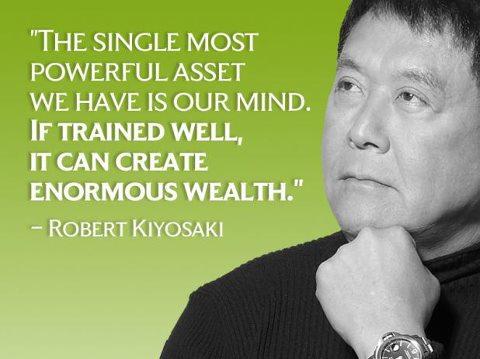 Robert Kiyosaki's quote #4