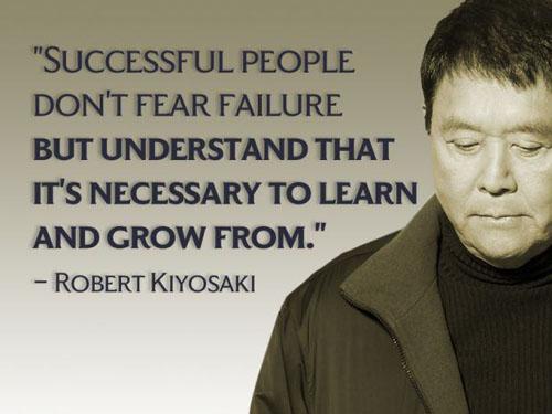 Robert Kiyosaki's quote #2